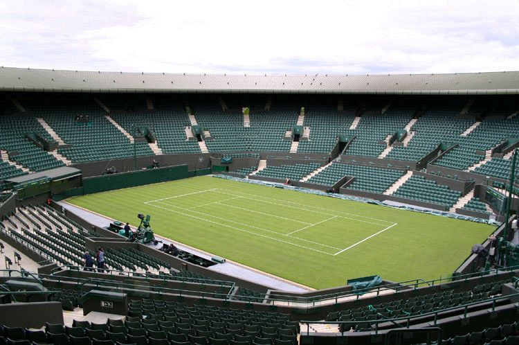 Wimbledon: tutti i più grandi tennisti
