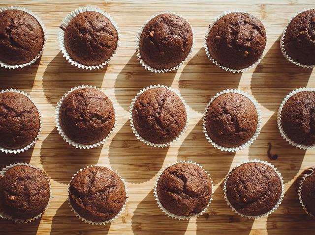 Ricette di muffin senza burro: facili e veloci da preparare