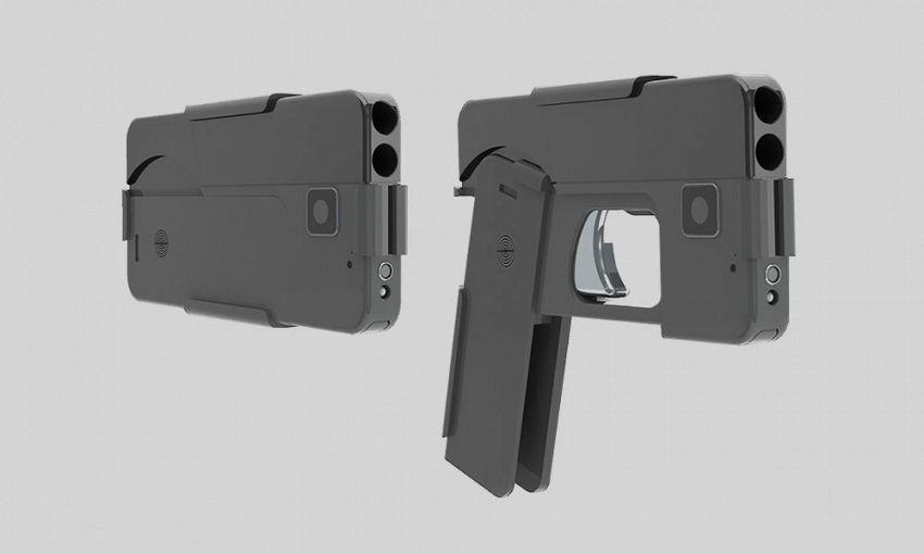 E' un iPhone? No è una pistola ed è molto pericolosa