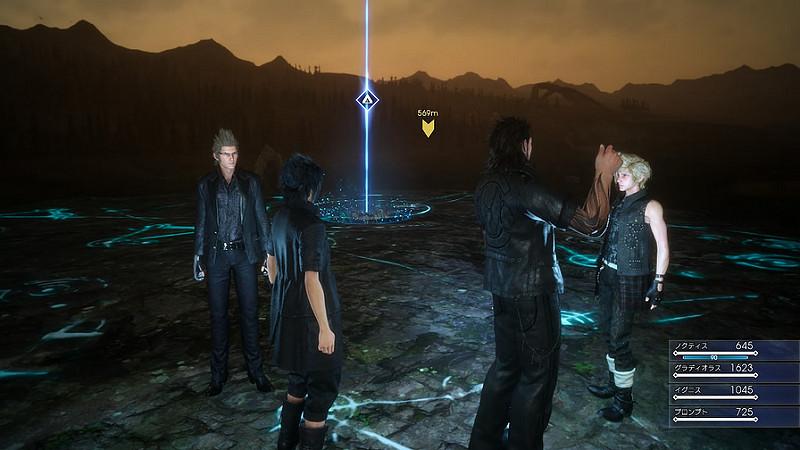 Final Fantasy XV, videogioco, disegni animati e film