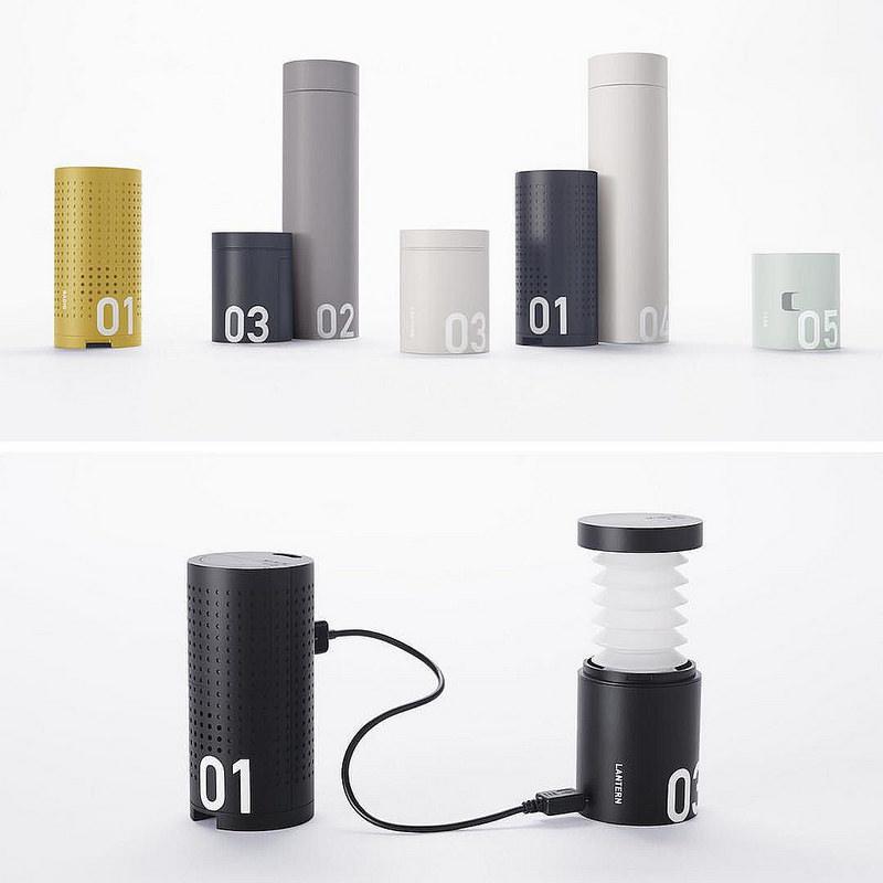 Dal Giappone il kit di sopravvivenza urbano e minimalista