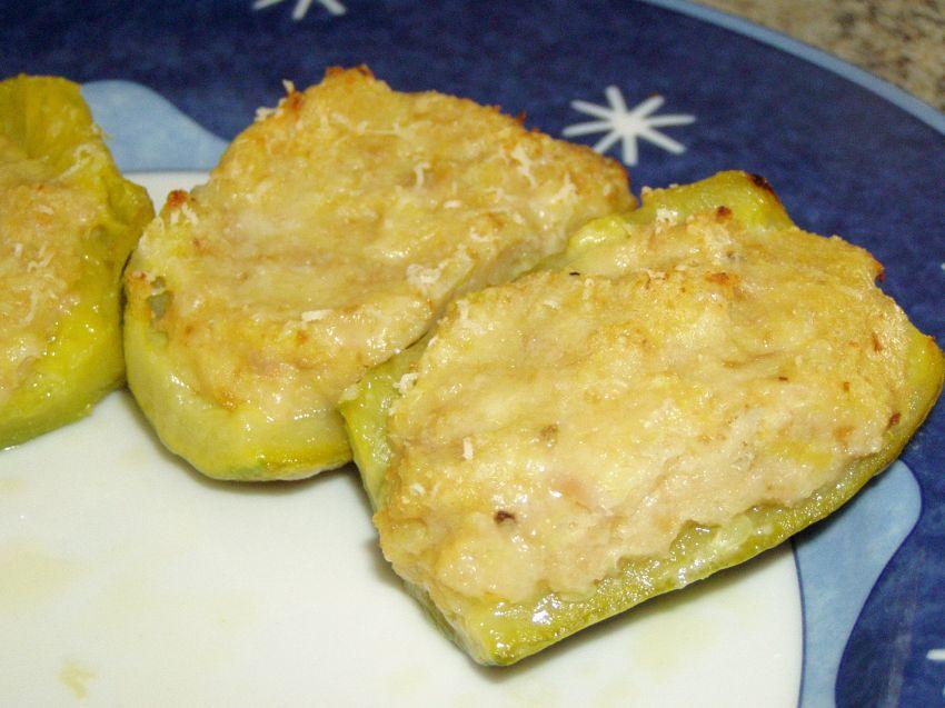 Ricetta di stagione: zucchine ripiene light