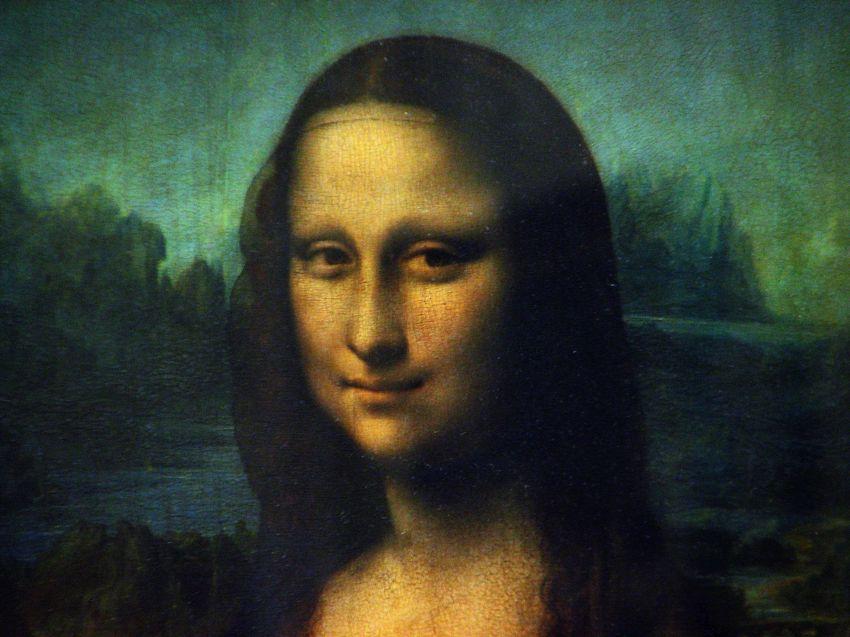 Scoperta l'amante di Leonardo da Vinci, sotto il viso della Gioconda