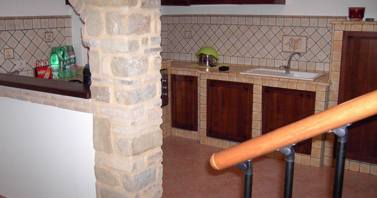 Cucina in muratura cosa dovete sapere prima di - Cosa sapere prima di comprare una casa ...