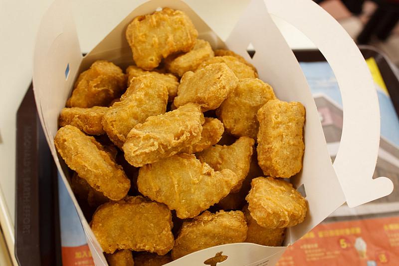 McDonald's, volete davvero sapere cosa c'è nei Chicken McNugget?