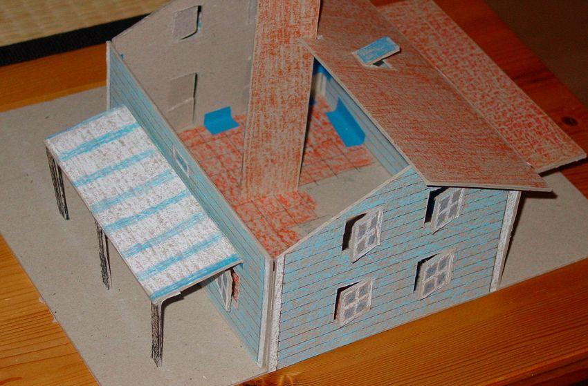 Arriva dall'Olanda la mini casa di cartone che dura 100 anni