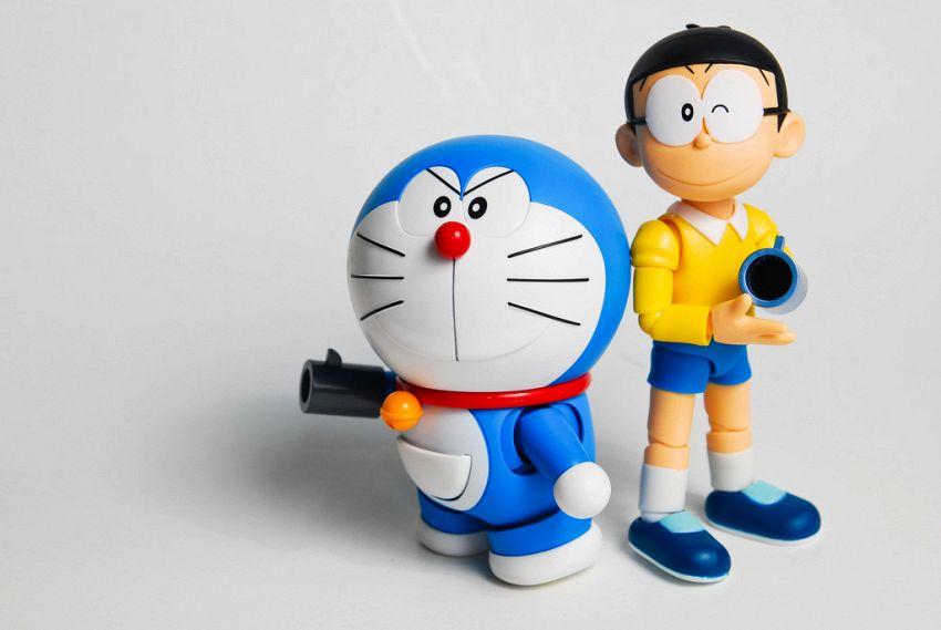 Doraemon ha quasi 50 anni, ma il gatto del futuro non li dimostra