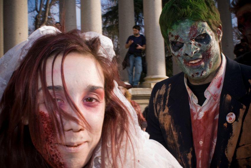 Nozze zombi o Star Wars, i matrimoni più pazzi del mondo