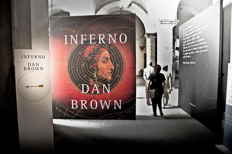 Il nuovo Codice Da Vinci porta l'Inferno di Dante al cinema