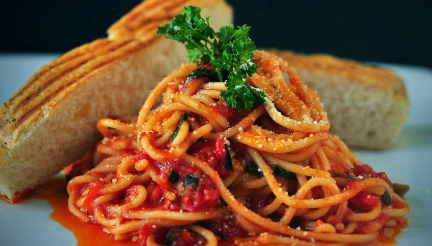 Amatriciana nello shaker: a Roma la pasta diventa un cocktail
