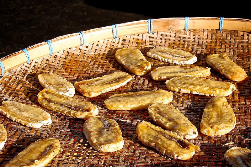 Banana secca : proprietà e valori nutrizionali