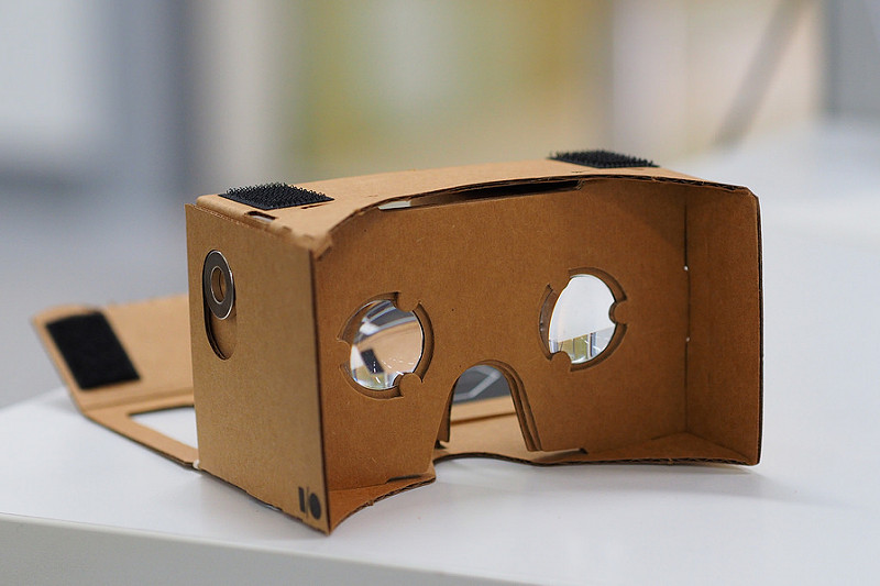 Su Youtube ora puoi guardare tutti i video con Google Cardboard