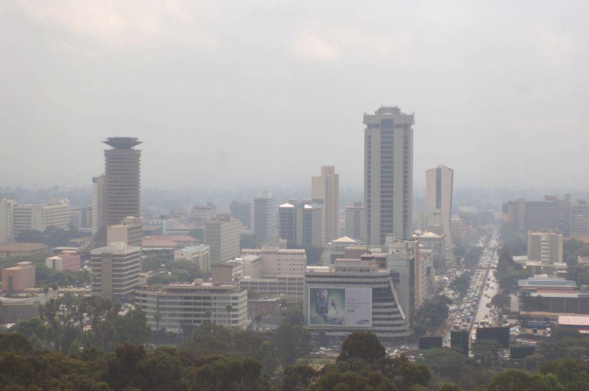Inquinamento: a Grenoble lo smog diventa visibile