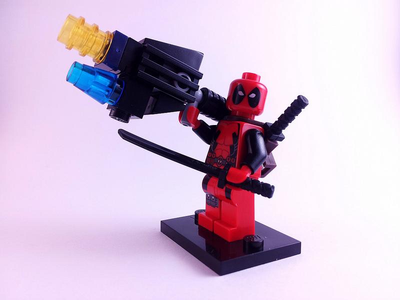 Lego arma i mattoncini, come sono diventati più violenti