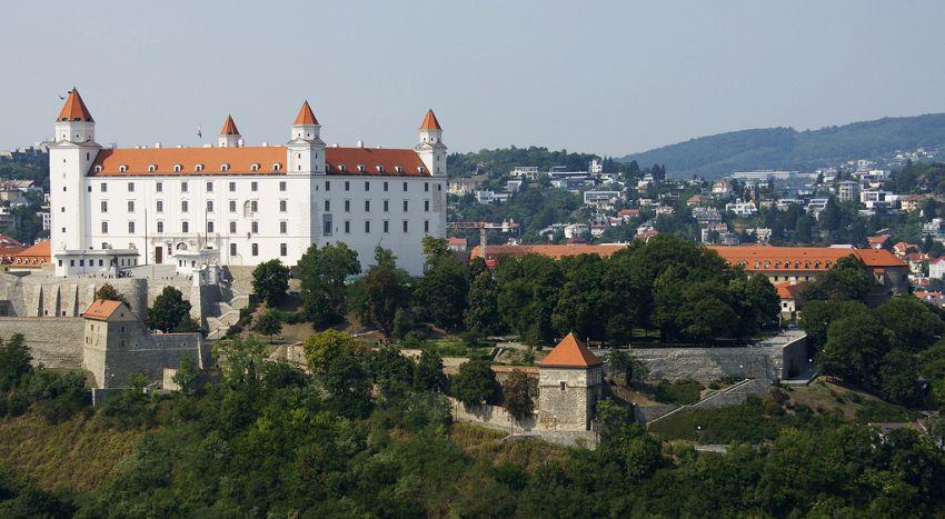 L'addio al celibato più pazzo, provate a vedere Bratislava