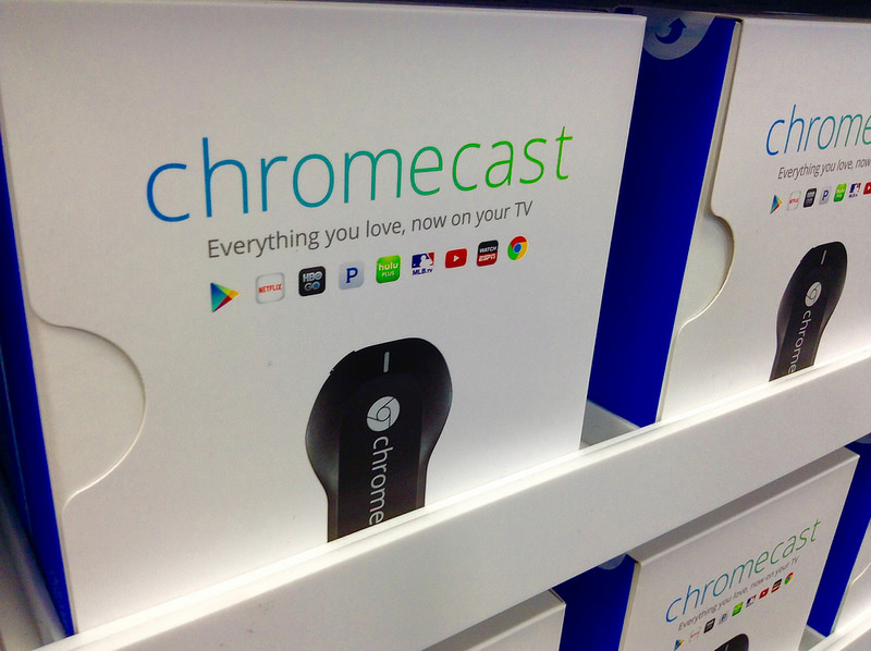 Come collegare il pc alla tv con Google Chromecast