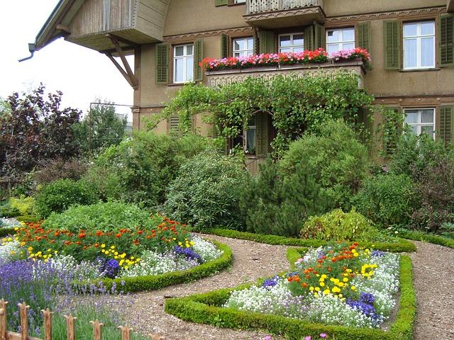 Idee per realizzare un giardino e gli addobbi fai da te supereva - Idee per il giardino ...