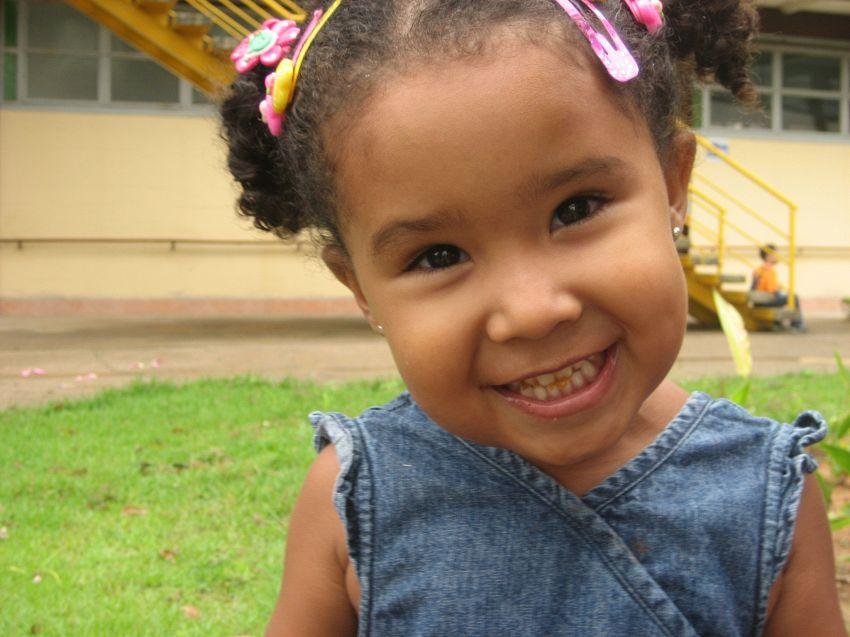 I bambini riconoscono i sorrisi sinceri fin da piccolissimi