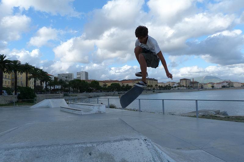 Lo skateboard potrebbe diventare una disciplina olimpica