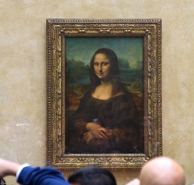 Louvre, quali sono le opere d'arte italiane più importanti