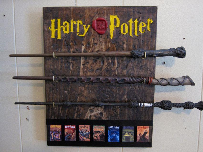 Come usare la bacchetta di Harry Potter per comandare il televisore