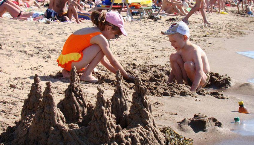 Bambini e colpi di calore, 10 consigli per evitarli