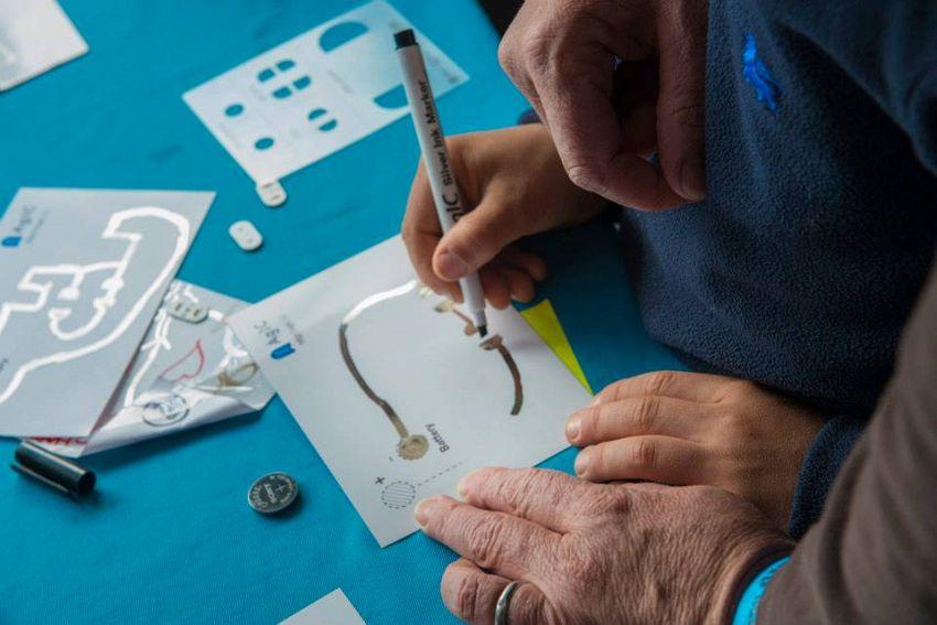 Dal Giappone arriva la penna che stampa i circuiti elettrici