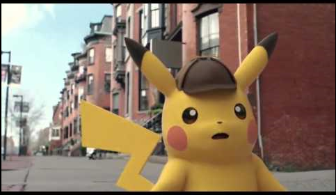 Detective Pikachu: nuovi dettagli sul film dei pokémon