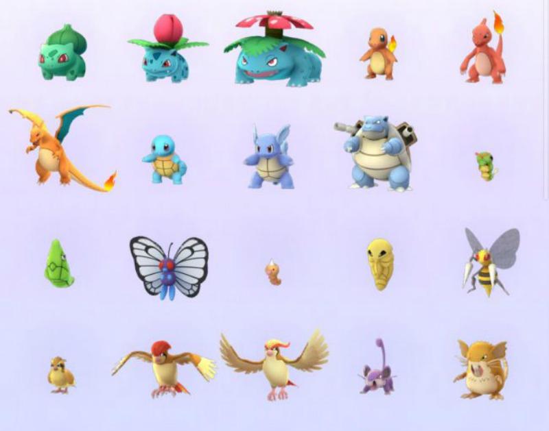 Un giocatore ha catturato tutti i pokémon camminando per 153 km
