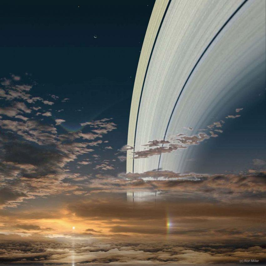 Ecco com'è l'alba vista dai pianeti del sistema solare