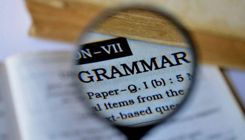 Sapere e grammatica: che differenza c'è tra fra e tra