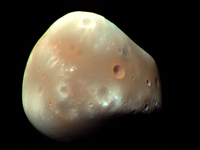Il mistero delle lune di Marte forse ha trovato una spiegazione