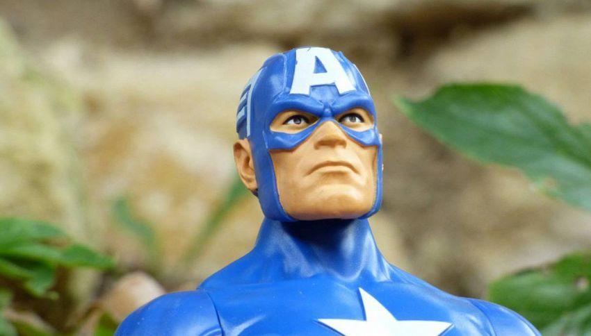 Capitan America avrà la sua statua in un parco di New York