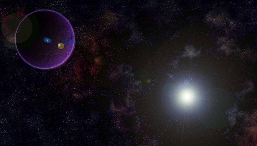 Scoperto un pianeta con temperature simili alla Terra