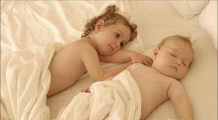 Perché i bambini piccoli hanno tutti un buon profumo?