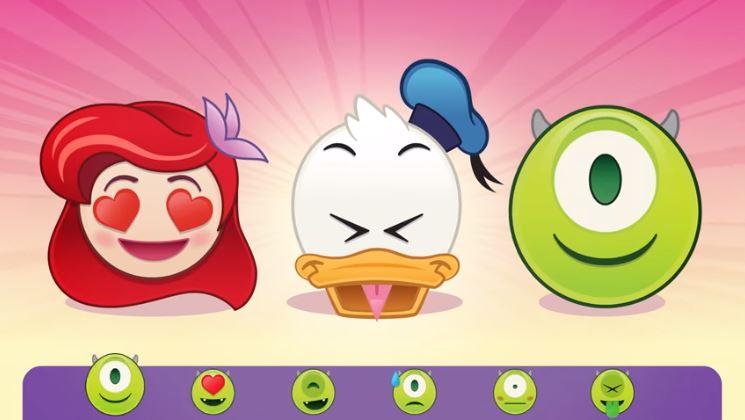 Le emoji Disney sono in arrivo, ma dovrete prima giocare per usarle