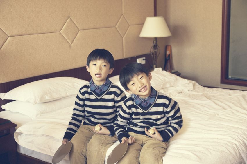 Un piccolo villaggio cinese ha 39 coppie di gemelli e non sa perché