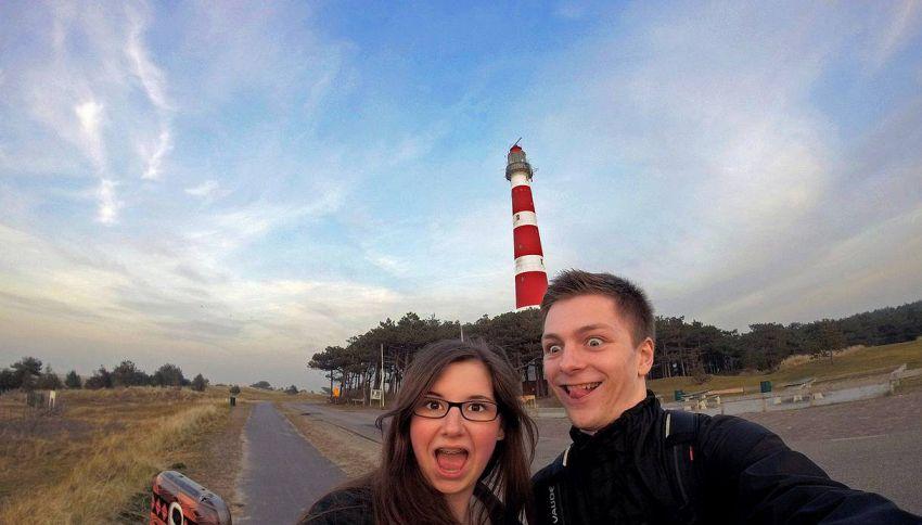 Questa app per selfie ti dice anche quanto sei intelligente