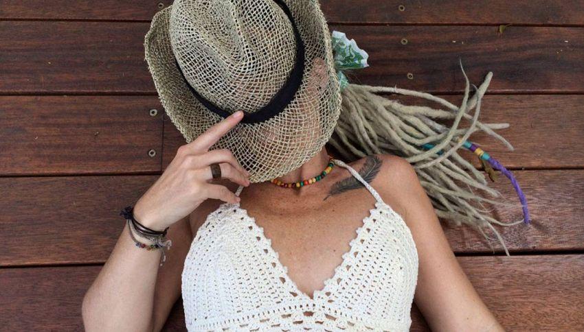 Perché le millennial non indossano il reggiseno