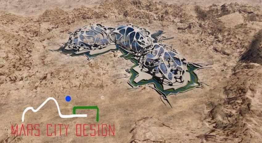 Extramondo: le città di Marte stampate in 3D arrivano nel deserto Mojave