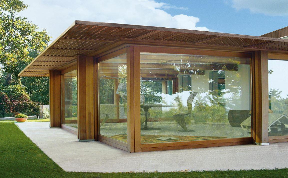 Costruire veranda perfect chiusura balcone e di una for Il costo della costruzione di una casa