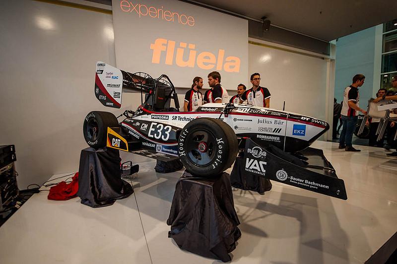 Auto elettrica da Formula 1, record da 0 a 100 km/h in 1,5 secondi