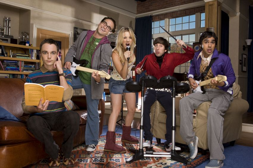 "Come vedere la serie tv ""The Big Bang Theory"" in streaming gratis"