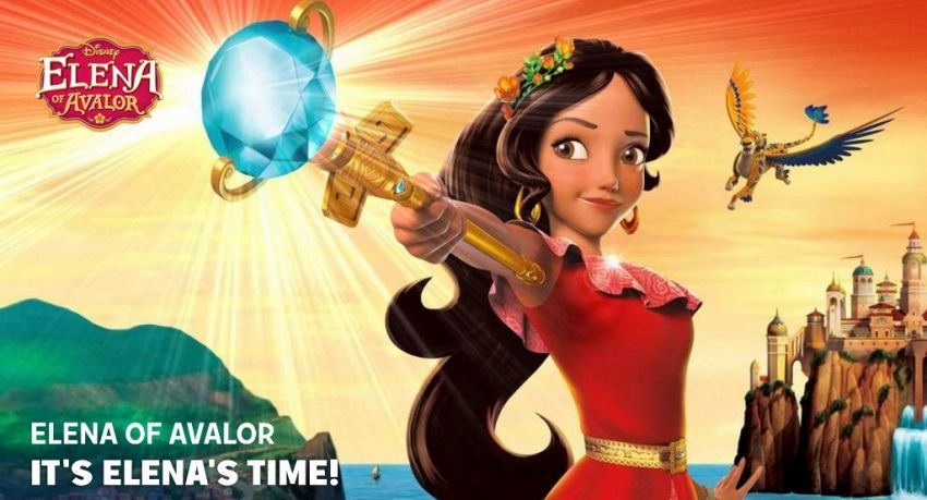 Dopo 80 anni, Disney presenta la prima principessa latina