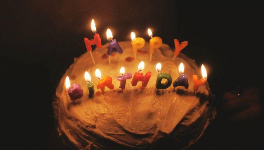 La tua data di nascita decide se avrai un compleanno felice