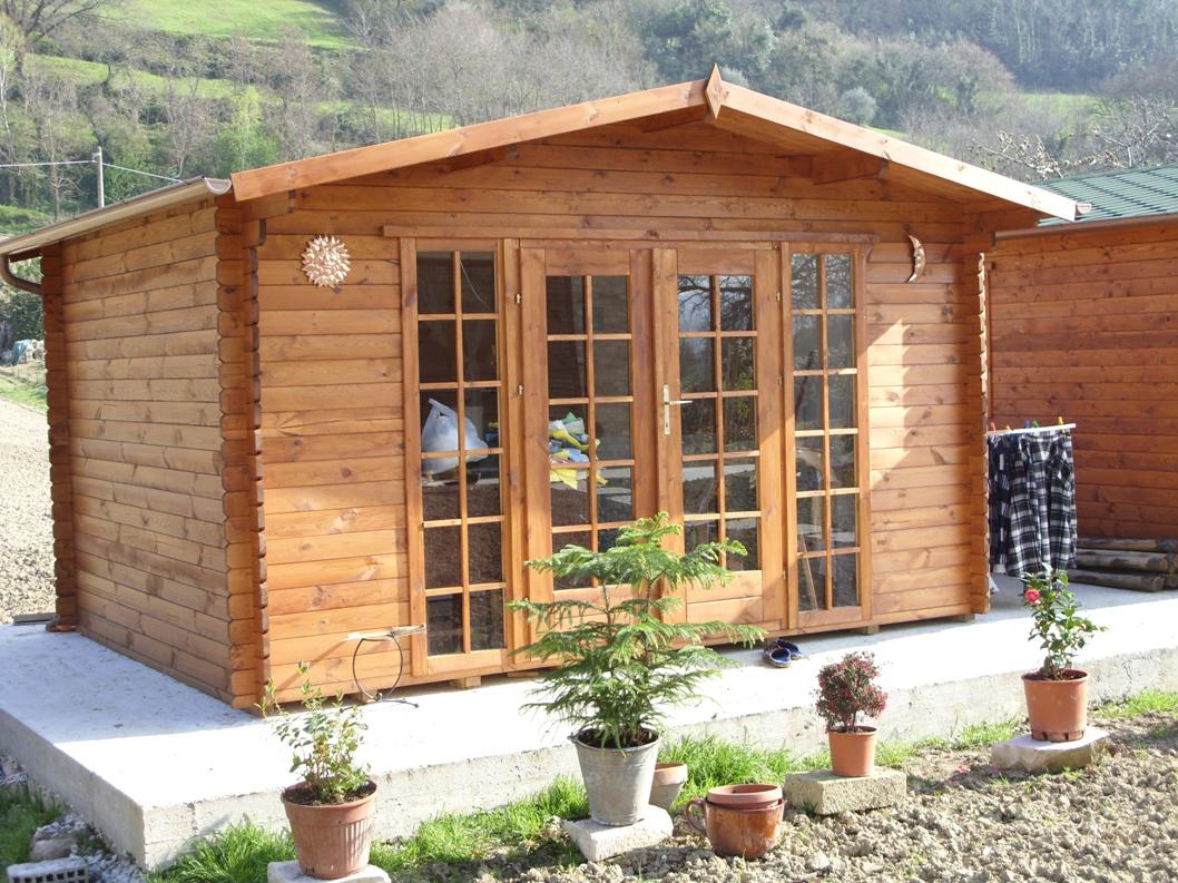 Casette Da Giardino Economiche : Veranda in legno veranda in legno supereva