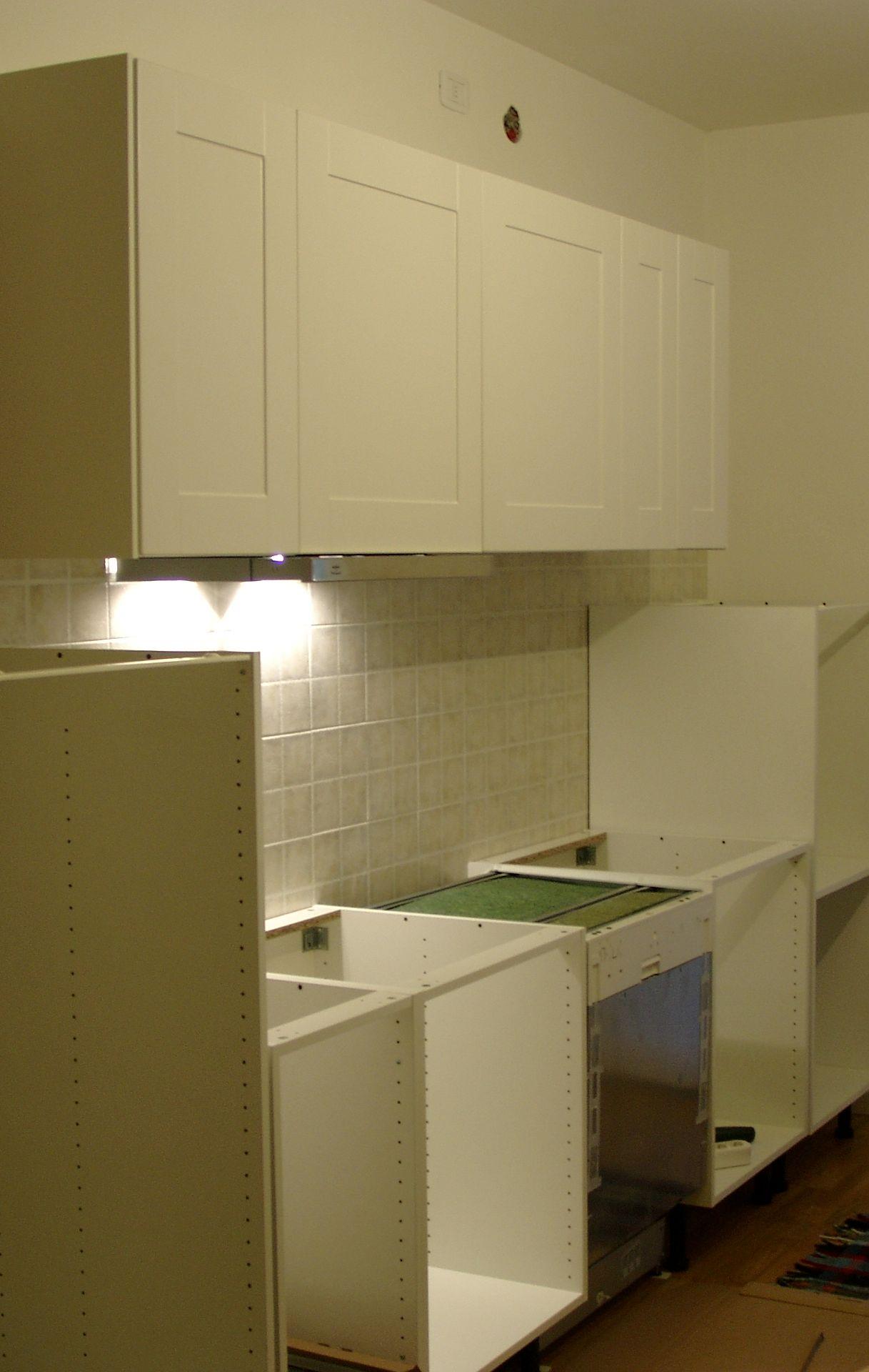 Cucina classica dell\'Ikea - Piano cottura di una cucina - Supereva