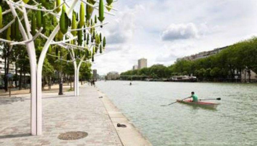 Arbre À Vent, gli alberi eolici sono il futuro dell'energia green