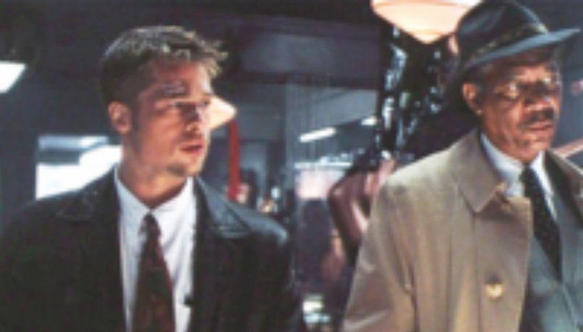 La Top 10 dei Film con Brad Pitt