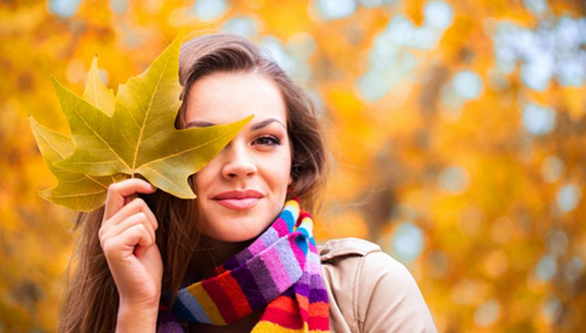 L'autunno è la stagione più sexy dell'anno